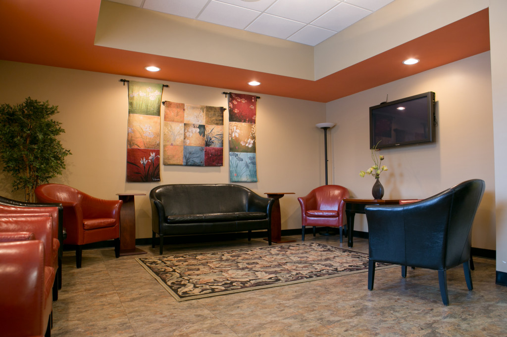 Family dentist or home living room? Comfort is our priority!