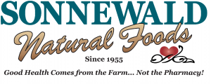 Sonnewald's Natural Foods logo