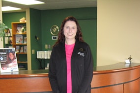 Amy, Front Desk Coordinator for Susquehanna Dental Arts