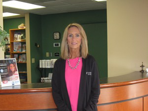 Christine G. Musser, Office Manager for our family and general dentistry practice.