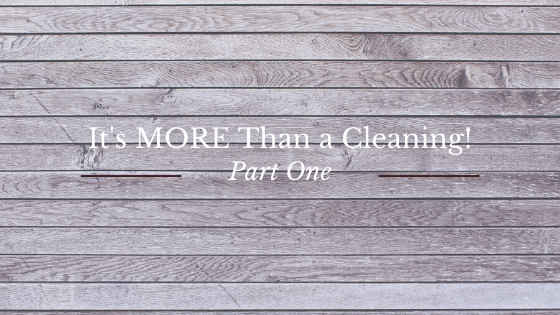 more than a cleaning banner